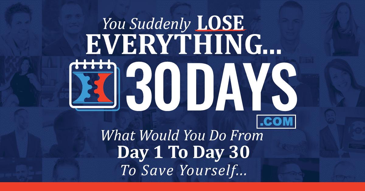 30 Days - Un coup de maître ou une arnaque