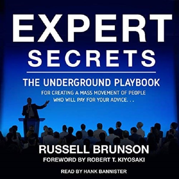 Avis Expert Secrets Russell Brunson