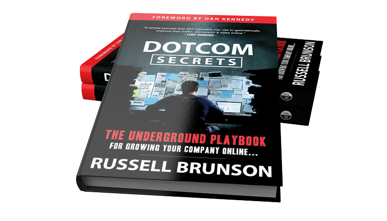 DotCom Secrets avis Russell Brunson