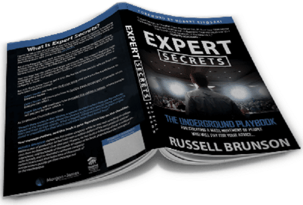 Expert Secret Russell Brunson Avis
